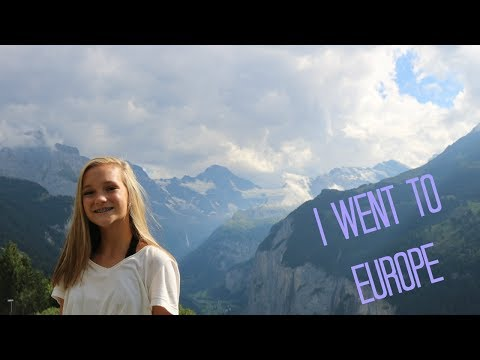 Italy and Switzerland Travel Diary