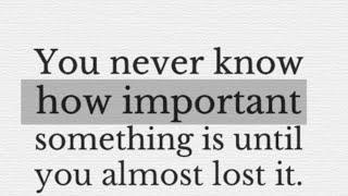 Lost That Loving Feeling? Maybe It