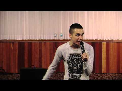"Isaiah Saldivar - Awakening 209 / 604 / 760  ""Dealing With Flesh Issues"""