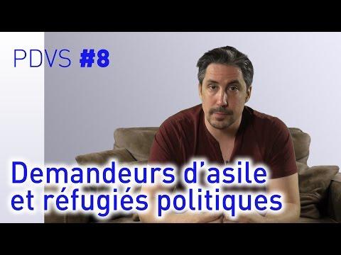 Demandeurs D'asile Et Réfugiés Politiques - PDVS #8