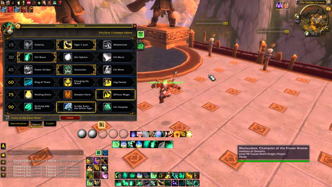 5 2 Mistweaver Monk Talents Glyphs Pvp Guide Youtube Talents, covenants, legendaries, rotations and more! 5 2 mistweaver monk talents glyphs pvp