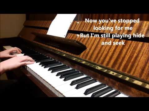 Performance - The xx (piano cover+lyrics)