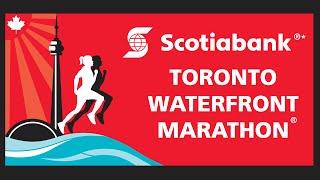 Scotiabank Toronto Waterfront Marathon 2014 - LIVE Broadcast