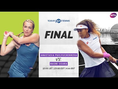 Naomi Osaka vs. Anastasia Pavlyuchenkova Preview | Who will win? | 2019 Osaka Final
