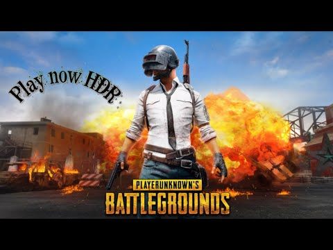 Play Pubg Mobil HDR Quality Even If Your Device Supports Even HD