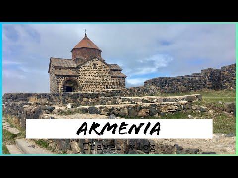 GEGHARD MONASTERY TO GARNI TEMPLE   ARMENIA 2019