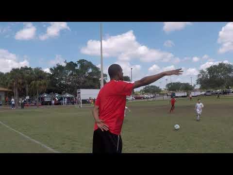 Miramar United Elite FC 2010 vs Weston White World Cup 2018