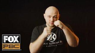 Get to know Adam Kownacki with narration by PBC on FOX host Kate Abdo. #PBConFOX #AdamKownacki #GeraldWashington #Toe2Toe SUBSCRIBE for ...