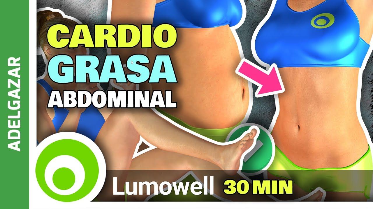 quemar grasa del abdomen mujeres