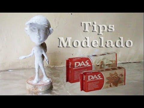 Modelado Con Pasta 1 Youtube