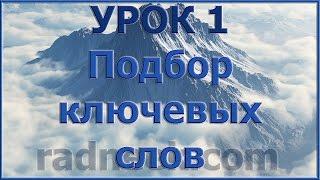 1. Проект: Как продвинуть сайт в яндексе и гугле, бесплатный трафик - Radneek