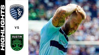 HIGHLIGHTS: Sporting Kansas City vs. Austin FC   June 12, 2021
