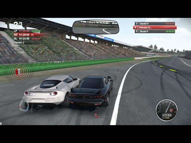 ACR Gameplay #1 - Auto Club Revolution - Free To Play Game Review