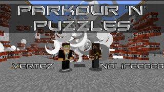 Minecraft Escape - Parkour 'n' Puzzles Escape (Nolifee666 & Vertez) HD PL
