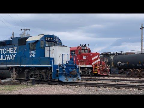 Vermont Railway System in Burlington Vermont