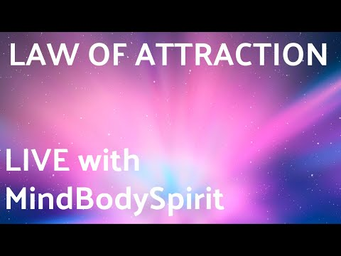 LAW OF ATTRACTION IS EXTREMELY POWERFUL LIVE Q&A