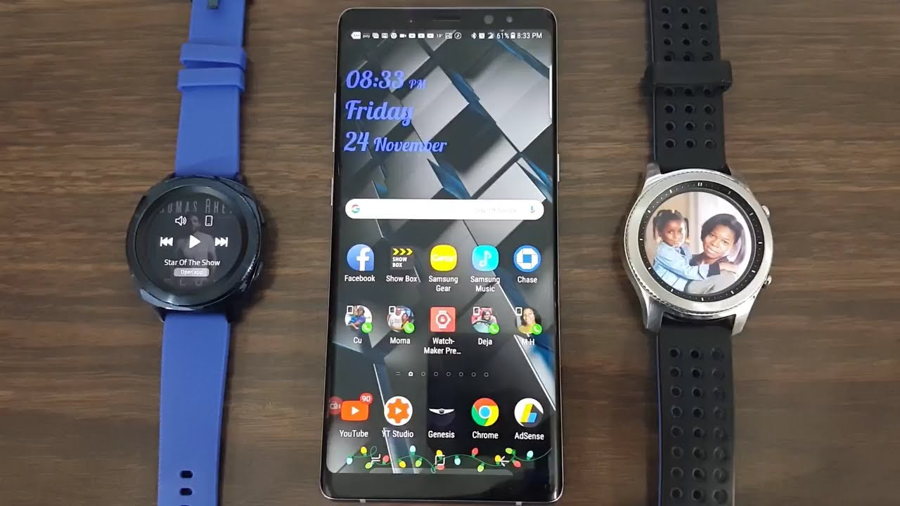 Transfer Music And Photos To Gear S3/Gear Sport From Your Smartphone/ Deals  On Gear S3/Gear Sport