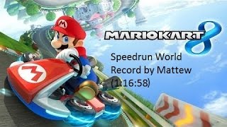 Mario Kart 8 - Speedrun World Record