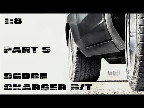 Сборка Dodge Charger R/T Fast&Furious 1:8 от Deagostini - Part5.