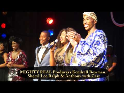 OPENING NIGHT of MIGHTY REAL: A FABULOUS SYLVESTER MUSICAL