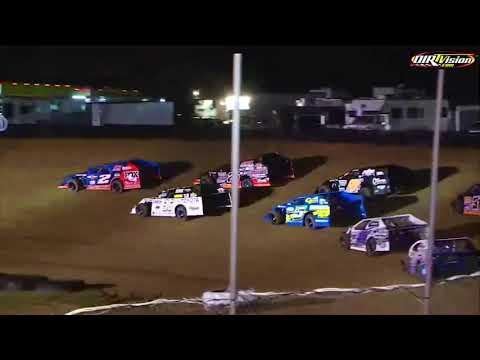 DIRTcar Summer Nationals Modifieds Spoon River Speedway June 20, 2019 | HIGHLIGHTS