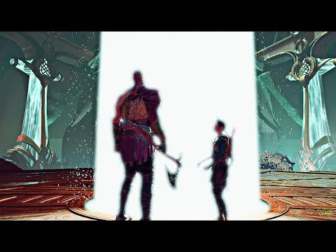 God of War - Kratos Flashback of his Wife, Sons Fear of Abandonment