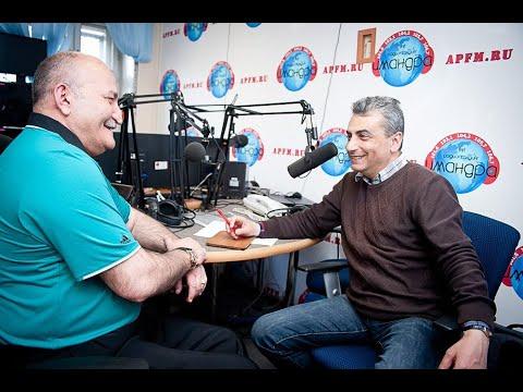 Лев Шлосберг и Улфат Байрамов. Разговор на радио «Имандра» (г. Апатиты, Мурманская область)