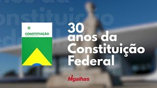 Viva a Constituição Federal de 1988!