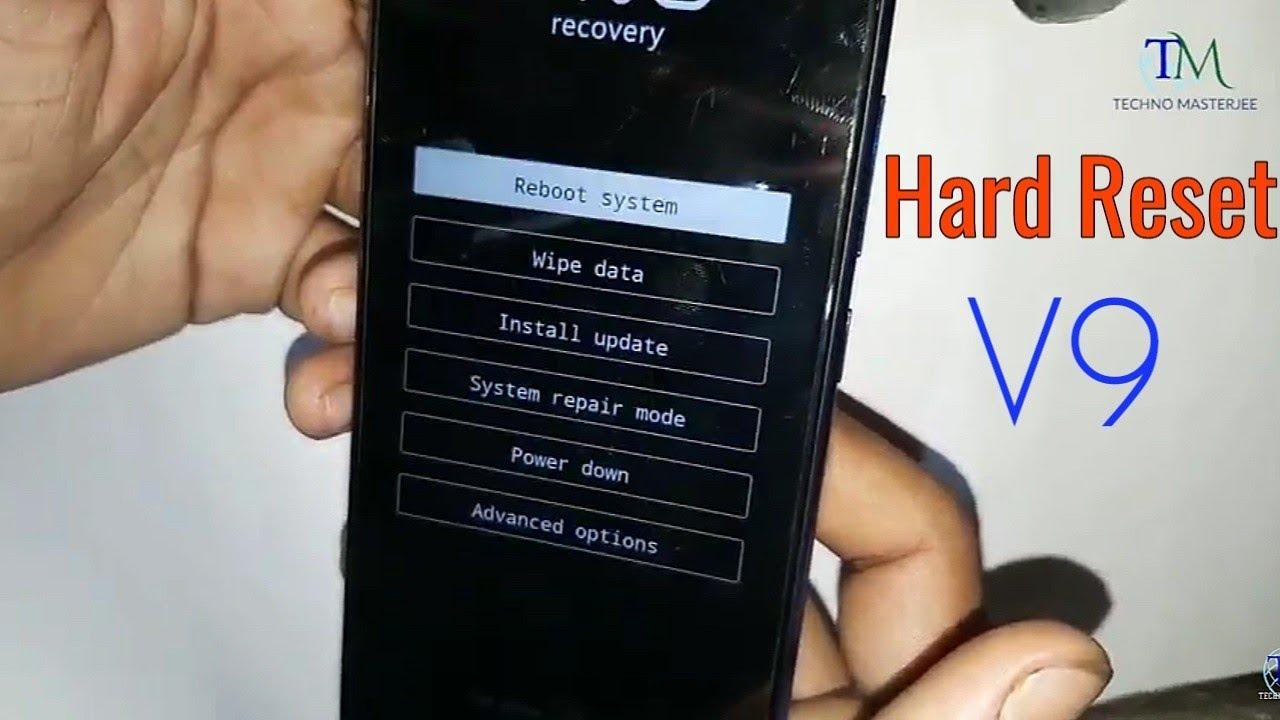Vivo V9 Hard Reset Done |How to Hard Reset Vivo V9