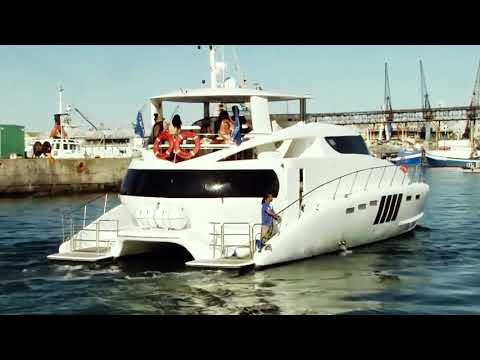 Luxury Private Charter Catamaran Cape Town