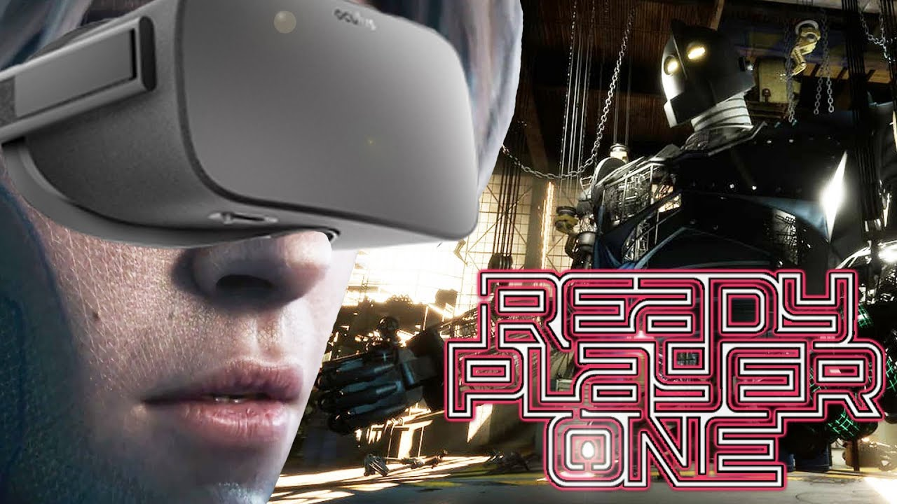 b995cfac325 Aech s Garage VR Experience Ready Player One - YouTube