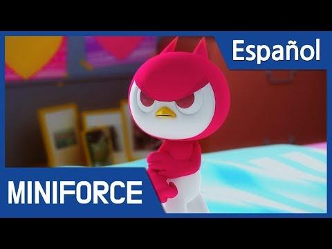 (Español Latino) MINIFORCE Capítulo 13 - LA TRAICIÓN DE SAMMY 1