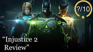 Injustice 2 PS4 Review