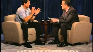 Sylvester Stallone on CenterStage Part 1