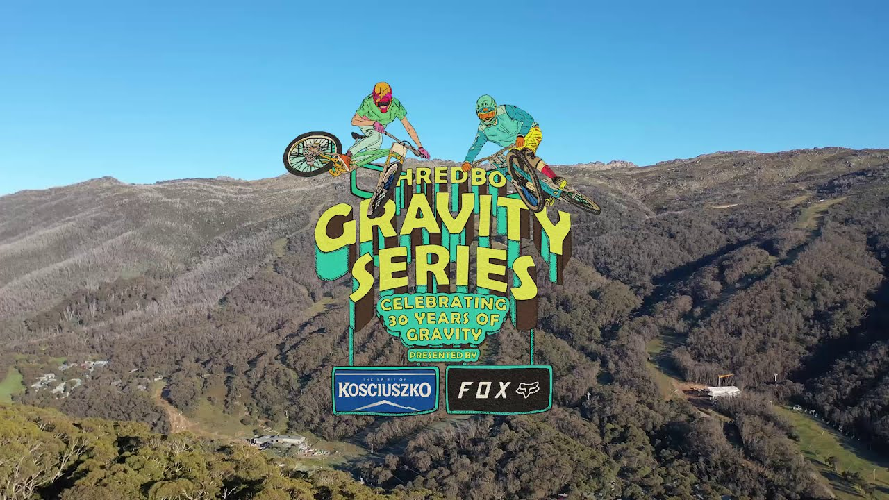 Thredbo Gravity Series presented by FOX & Kosciuszko Pale Ale