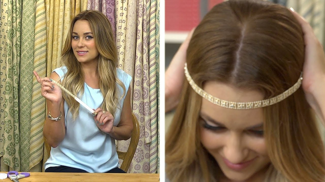 Lauren conrad headband youtube solutioingenieria Images