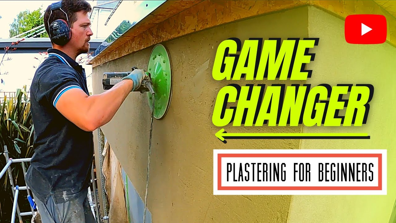 RENDERING...The Perfect Finish EXPLAINED | Plastering For Beginners