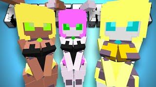 - КРАСИВЫЕ РОБОТЫ Minecraft Обзор Мода