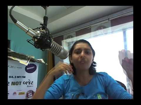 94.3 MYFM Ahmedabad Rj Krupa