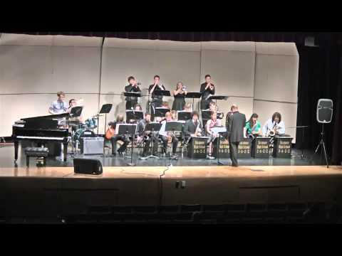 Sycamore High School Jazz Band 2014-05-12