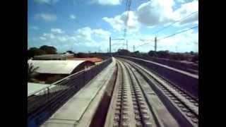 Linha Sul do Metrô de Fortaleza (Parte II).