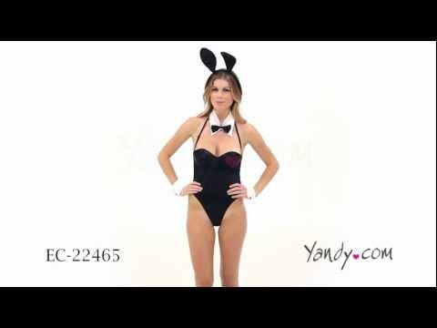 Honey Bunny Costume