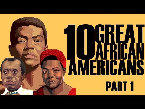 Black Excellist:  10 Great African Americans - Ali Edition (Part 1 Of 4)