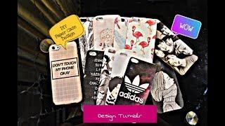 "DIY Paper Case Design ""Tumblr Design"" screenshot 4"