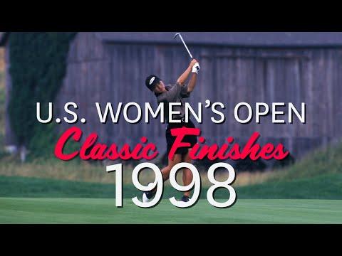 U.S. Women's Open Classic Finishes: 1998