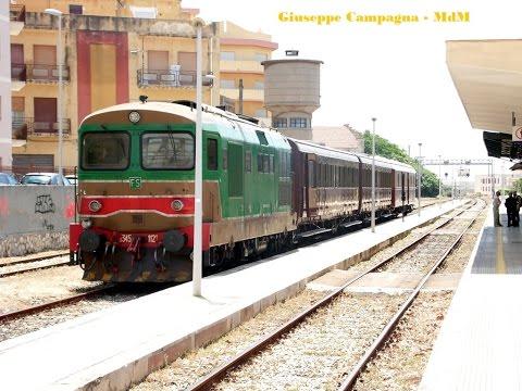 """""""Treno storico del Vino"""" Palermo C.Le - Marsala 21 Giugno 2015"""