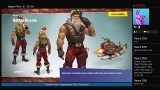Unlocking Sgt. Winter w\ SaNe Keyboard17 | Fortnite