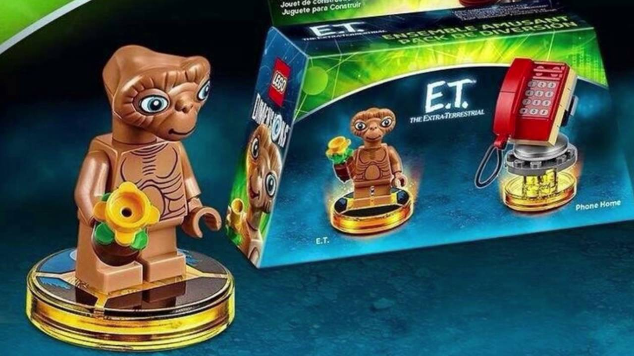 LEGO Dimensions 71258 E.T. Fun Pack Review
