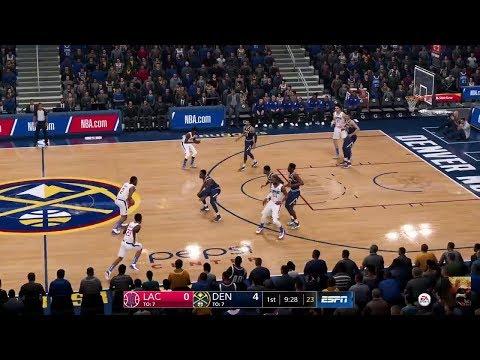 NBA LIVE 19 Clippers Vs Nuggets LIVE STREAM