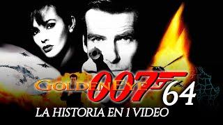 Golden Eye Nintendo 64: La Historia en 1 Video